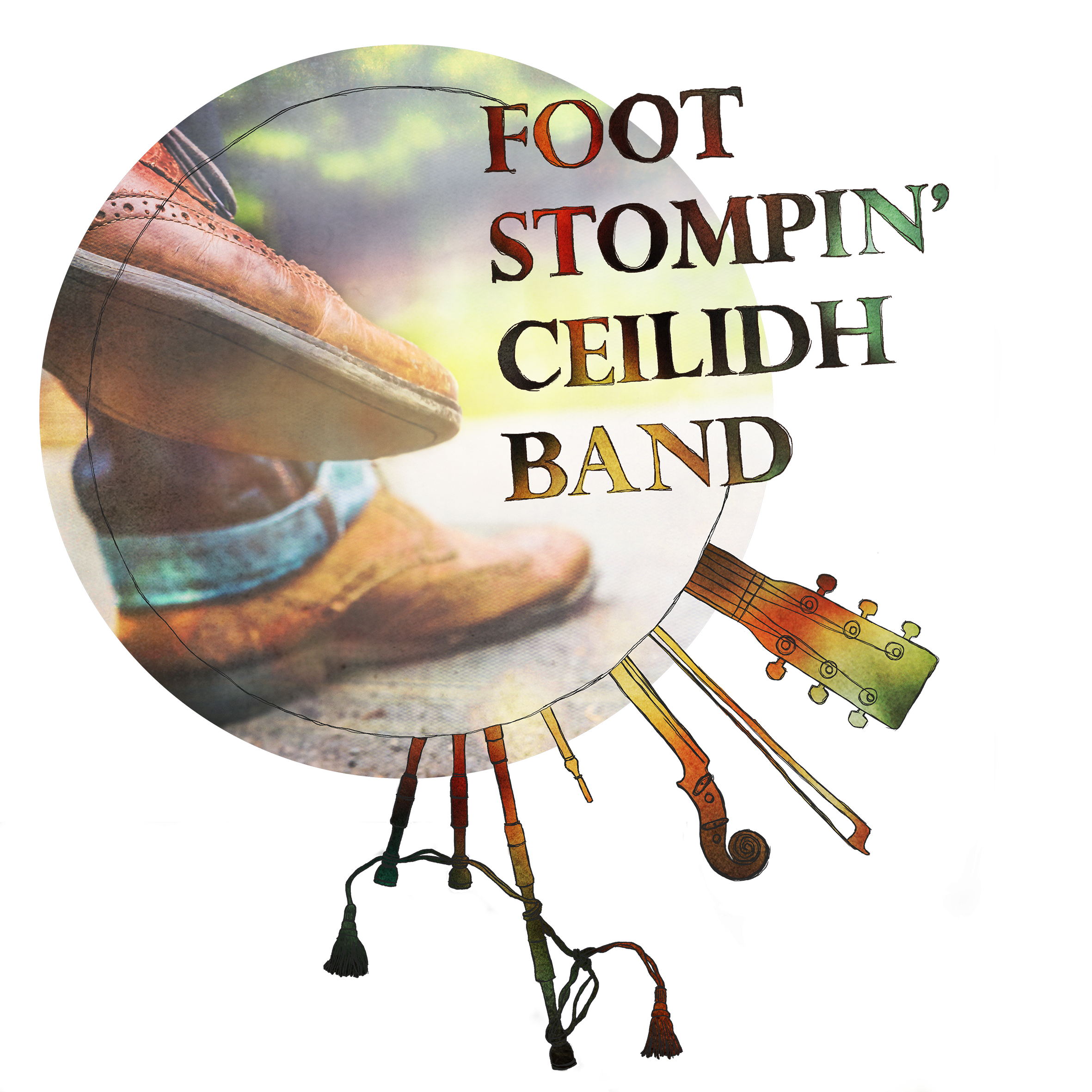 Foot Stompin' Ceilidh Band